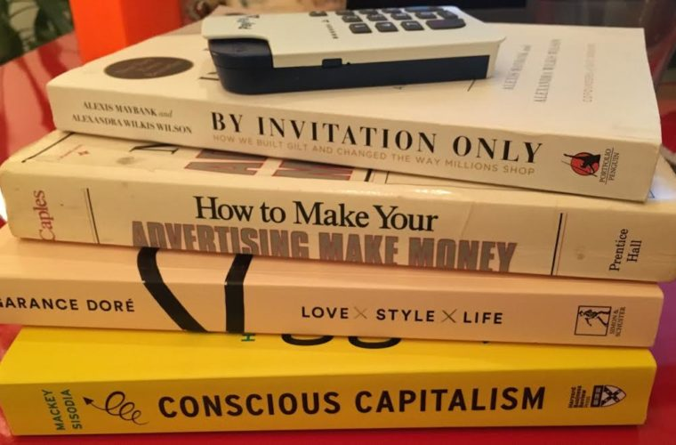 books yoga business academy