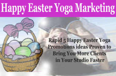 easter yoga holiday