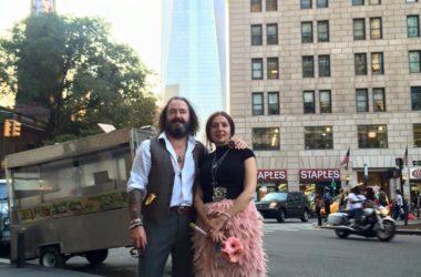 NYC yoga and wedding